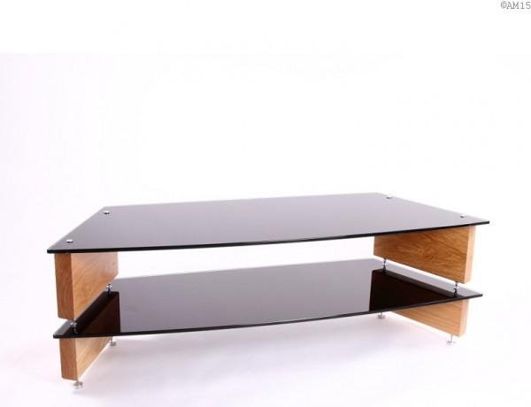 "Custom Design TV-Rack ""Milan 6 LCD Corner + Milan 10 Plasma Corner"""