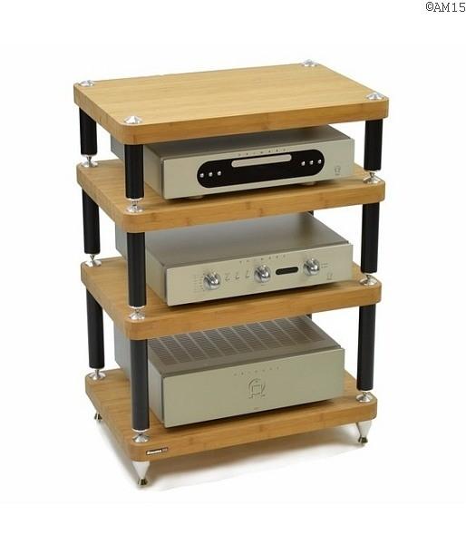 AMT Audio B60 V1 Sonderedition Hifi-Rack (Testsieger)