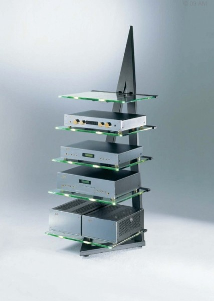 SCHROERS HiFi-Rack 'Alphastatic'